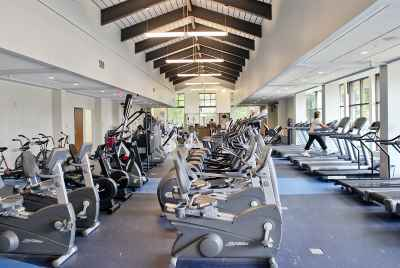 Commersial permise rented by a fitness centre in L'Eixample area in Barcelona